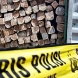 Kepergok Petugas, Pencuri di Blitar Tinggalkan Truk Isi Kayu Gelondongan