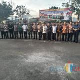 Pengesahan Ribuan Pendekar PSHT, Polres Tulungagung Ajak Pamter Untuk Pengamanan