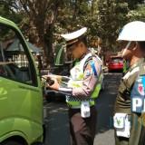 7 Hari Operasi Patuh Jaya, Polres Tulungagung Jaring 1.361 Pelanggar