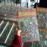 Denyut Musik Kota Malang dalam Buku Ritmekota
