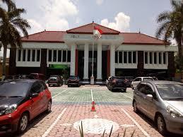Kantor Pengadilan Negeri Blitar.(Ist)