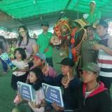 Tampilkan Sapi Juara Bernilai Ratusan Juta dan Berkaki Lima, Sanusi Apresiasi Para Peternak