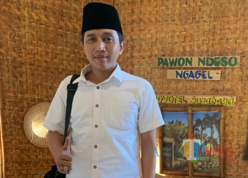 Wakil Ketua DPC PKB Surabaya Mahfudz