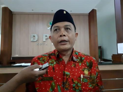 Ketua DPRD Kota Malang sementara, I Made Rian DK (Arifina Cahyanti Firdausi/MalangTIMES)