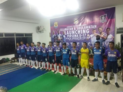 Skuat Persema U-17 (PSSI Kota Malang)