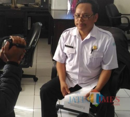 Kepala BMKG Karangkates Musripan terus mengimbau masyarakat tetap siaga bencana gempa (BMKG Karangkates for MalangTIMES)