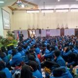 Sutiaji Dorong Para Maba Ikuti Perubahan dan Ciptakan Lapangan Pekerjaan