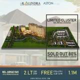 Banyak Diburu, Town House Modern 2 Lantai The Kalindra Sold Out 80 Persen