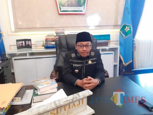 Wali Kota Malang, Drs. Sutiaji (Arifina)