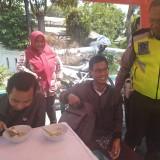 Operasi Patuh Semeru di Jombang, Polisi Beri Bubur Gratis ke Pelanggar