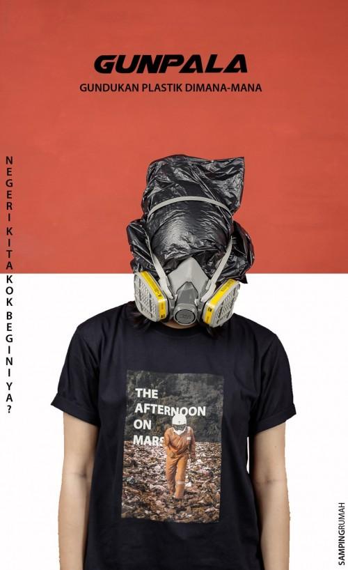 Apa Jadinya Bila Kostum Gundala Diganti Sampah? Simak Aksi Gunpala Sang Manusia Sampah