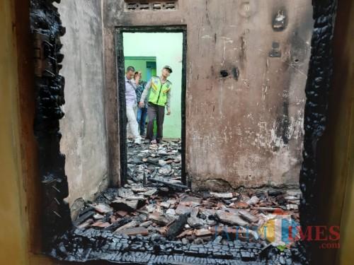 Kemarau Panjang, Angka Kebakaran di Blitar Meningkat