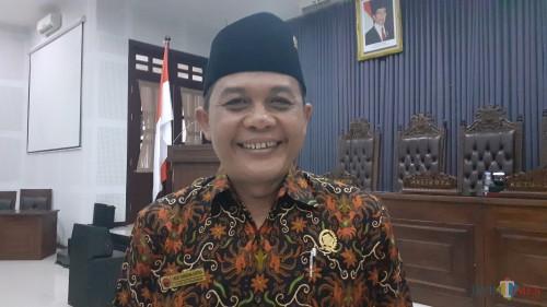 Ketua Smeentara DPRD Kota Malang I Made Rian DK yang telah dipilih PDI Perjuangan sebagai Ketua definitif DPRD Kota Malang lima tahun ke depan (Pipit Amggraeni/MalangTIMES)