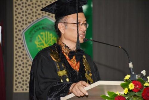 Rektor UIN Malang, Prof Dr Abdul Haris MAg. (Foto: Humas)