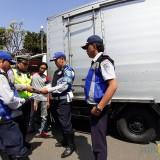 2 Jam Gelar Operasi Gabungan, Belasan Pelanggar Sidang di Tempat