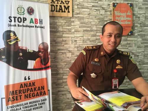 Kasi Pidsus Kejari Kabupaten Pasuruan