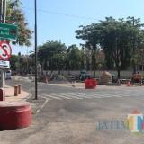 Ruang Parkir Jalan Wijaya Kusuma Digeser ke Tengah