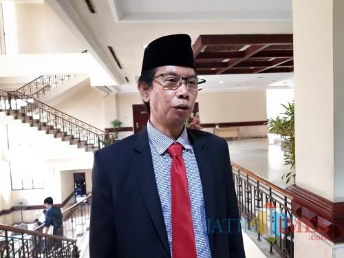 Ketua DPRD Surabaya Adi Sutarwijono