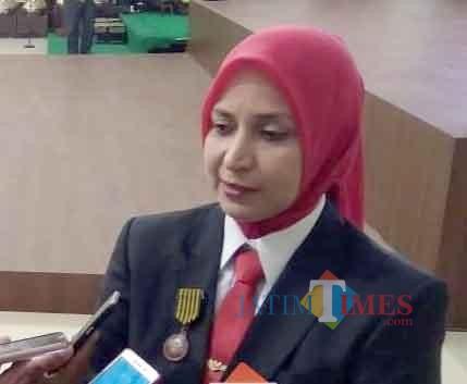 Bupati Jember dr Hj Faida MMR (foto : dok / Jatim TIMES)