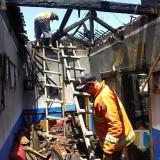 Rumah Warga di Singosari Ludes Dilahap Api, Kerugian Capai Ratusan Juta