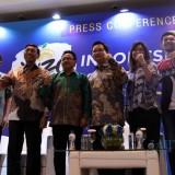 Konferensi Pers YUZU Indonesia Masters.