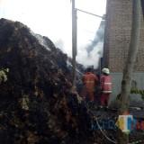Limbah Gulali Sebabkan Kebakaran di Industri Gula Tradisional Bendiljati Kulon