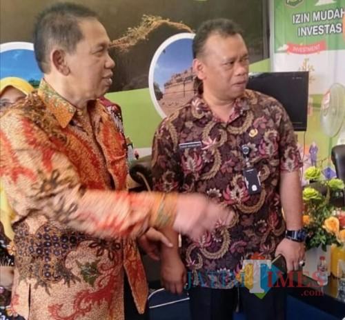 Sekda Kabupaten Malang Didik Budi Muljono apresiasi kegiatan sosialisasi delienasi batas wilayah yang dilakukan pemerintah Kecamatan Turen (for MalangTIMES)