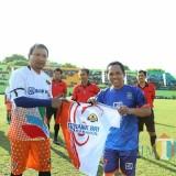 Tim Bupati Lumajang Ditekuk 3-1 Oleh Tim Sepak Bola Bupati Pasuruan