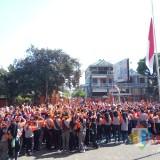 Mulai Awal hingga Akhir Pengenalan Kampus , Unikama Bersih dari Aksi Perploncoan Mahasiswa