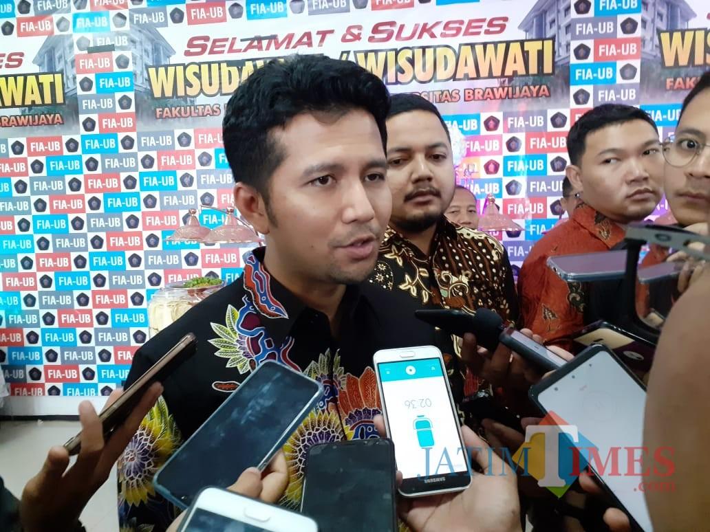 Wakil Gubernur Jatim, Emil Dardak. (Foto: Imarotul Izzah/MalangTIMES)