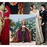 Banyak Curi Perhatian, Ini Gaya Pesohor Dunia Saat Kenakan Baju Tradisional