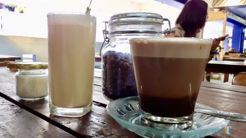 Beberapa menu yang ada di Coffee TIMES. (Foto: Pipit Anggraini)