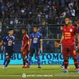 Lagi, Arema FC Gagal Raih Poin Penuh di Kandang