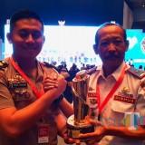Jawab Keterbatasan, Dishub Kabupaten Malang Raih Penghargaan Wahana Tata Nugraha 2019