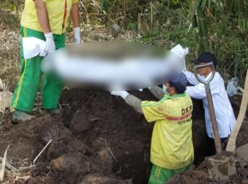 Mr X yang dimakamkan petugas di Makam Prodeo (UPT PPU for MalangTIMES)