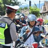 Dua Pekan Operasi Patuh Semeru 2019, Polres Batu Tindak 861 Pelanggar