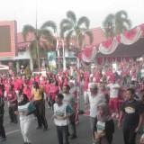 Car Free Day, KPK Ajak Warga Kota Blitar Berjuang Lawan Korupsi