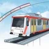 Uji Kelayakan LRT Malang Raya Dilakukan 2020, Warganet Bereaksi