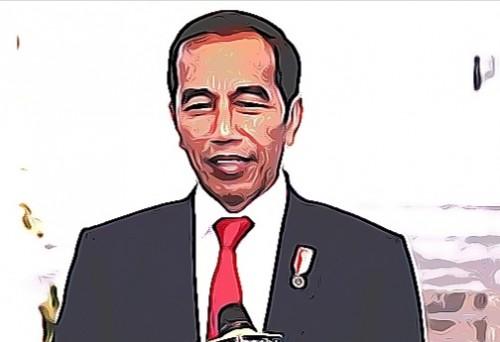 Presiden Jokowi angkat bicara terkait penyerahan mandat pimpinan KPK (Ist)