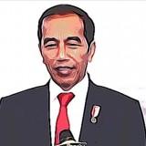Ingatkan KPK sebagai Lembaga Negara, Jokowi: Bijaklah Kita Bernegara