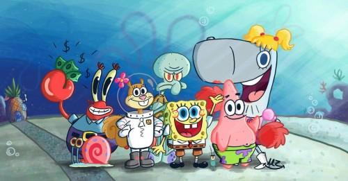 Serial Kartun Spongebob Squarepants Kena Sanksi KPI, Warganet Ramai Protes dengan #SaveSpongebob