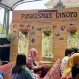 Puskesmas Dinoyo Beri Informasi Kesehatan Masyarakat melalui 'Tapak Sehat'