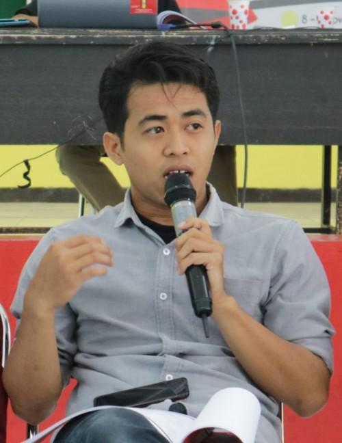 Nur Alim MA