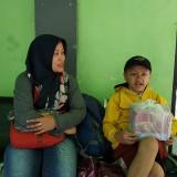 Lansia dan Disabilitas Kecamatan Sukun Terima Bansos dari Dinsos Kota Malang