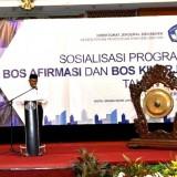 Sekolah Pinggiran Kabupaten Malang Digerojok Dana BOS Tambahan Rp 17 Miliar