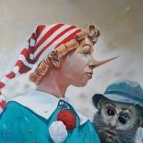 Pinokio sosok legendaris hasil karya Carlo Collodi, penulis Italia. (Ist)