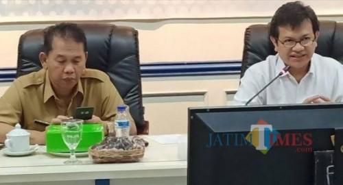 Tim Penilai Kementerian PAN RB mengatakan, tidak menutup kemungkinan Pemkab Malang raih nilai A  dalam SAKIP 2019 (for MalangTIMES)
