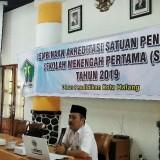 52 SMP di Kota Malang Bakal Akreditasi Ulang 2020, Dinas Pendidikan Beri Pembinaan