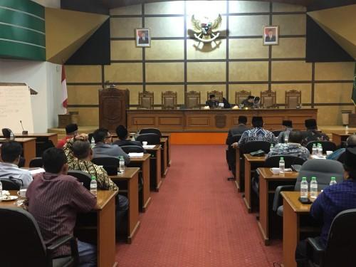 FKB-FPG Tak Dapat Jatah Pimpinan AKD di DPRD Kabupaten Pasuruan