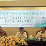 Susun Tiga Sasaran, TPAKD Kota Malang Targetkan Peningkatan Inklusi dan Literasi Keuangan